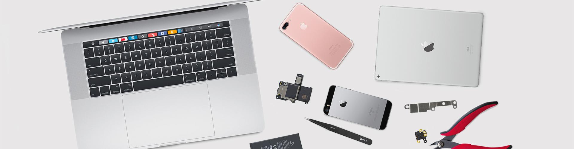 обучение ремонта продукции apple